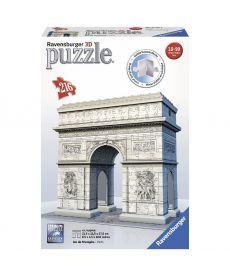 Пазл 3D Ravensburger Триумфальная арка 216 элементов