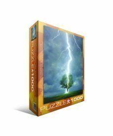 Пазл Eurographics Молния ударяющая в дерево 1000 элементов