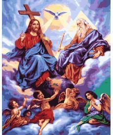 Картина по номерам Небеса 40 х 50 см (BRM32901)