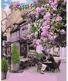 Картина по номерам Уютный ресторанчик 40 х 50 см (KHO4653)