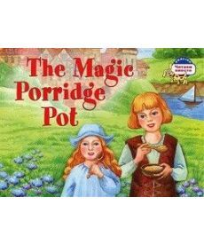 The Magic Porridge Pot = Волшебный горшок каши