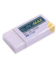 Ластик Buromax прямоугольный 50x23x9 мм прямоугольный (BM.1122)