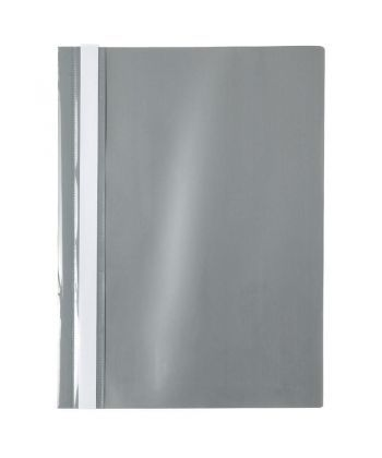 Скоросшиватель А4 Axent серый (1317-12-A)