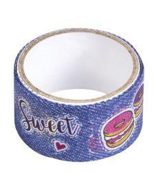 Скотч бумажный, ''Candy'', 34ммx25,5м, Heyda