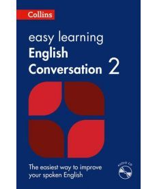 Collins Easy Learning: English Conversation 2nd Edition Book2 with Audio CD