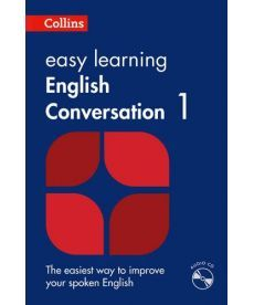 Collins Easy Learning: English Conversation 2nd Edition Book1 with Audio CD