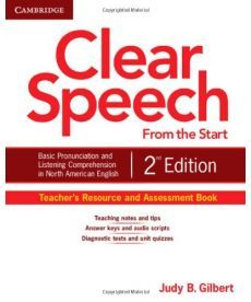 Clear Speech from the Start 2nd Edition Teacher's Resource and Assessment Book