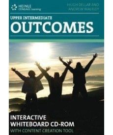 Outcomes Upper-Intermediate Interactive WhiteBoard Software CD-ROM Revised Edition