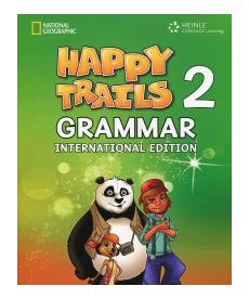 Happy Trails 2 Grammar SB International Edition