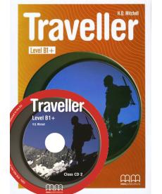 Traveller Level B1+ Class CD