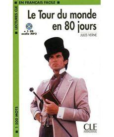 LCF3 Le Toure du monde en 80 jours Livre+CD