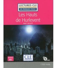 LCFB2/1700 mots Les Hauts de Hurlevent Livre + CD
