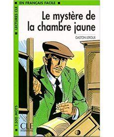 LCF3 Le Mystere de la chambre jaune Livre