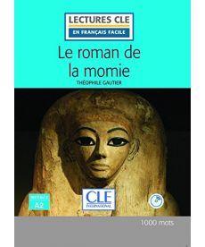 LCFA2/1000 mots Le roman de la momie Livre+CD
