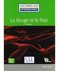 LCFB1/1500 mots Le Rouge et le Noir Livre+CD