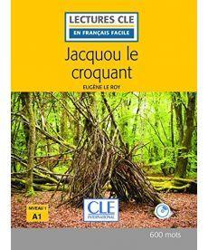 LCFA1/600 mots Jacquou le Croquant Livre+CD