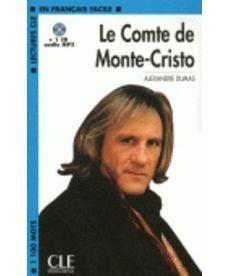LCF2 Le Comte de Monte-Cristo Livre+CD