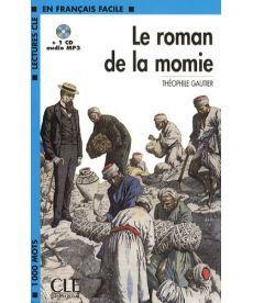 LCF2 Le Roman de la momie Livre + Mp3 CD
