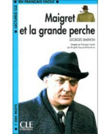 LCF2 Maigret et La grand perche  Livre