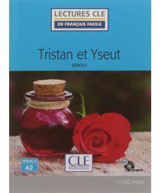 LCFA2/1100 mots Tristan et Yseut Livre+CD