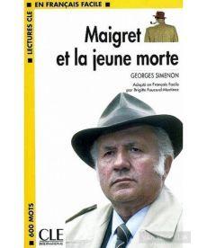 LCF1 Maigret et la jeune morte Livre