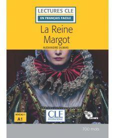 LCFA1/700 mots La Reine Margot Livre + CD