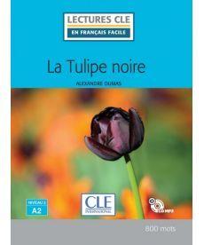 LCFA2/800 mots La tulipe noire Livre + CD