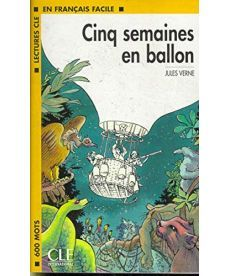 LCF1 Cing Semaines en ballon Livre