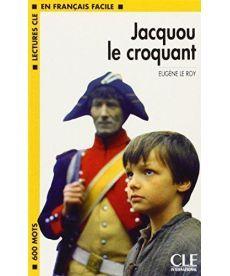 LCF1 Jacquou Le croquant Livre+CD