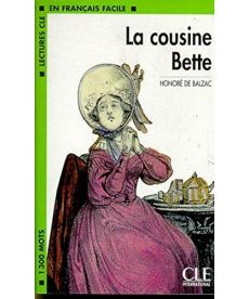 LCF3 La cousine Bette Livre