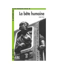 LCF3 La Bete humaine Livre