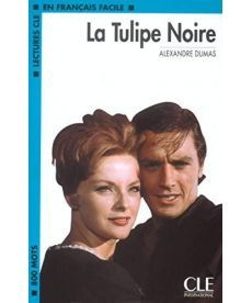 LCF2 La Tulipe noire  Livre