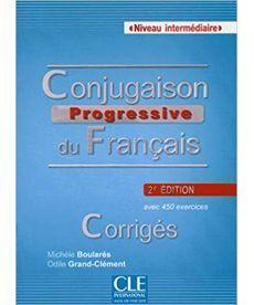 Conjugaison Progr du Franc 2e Edition Interm Corriges