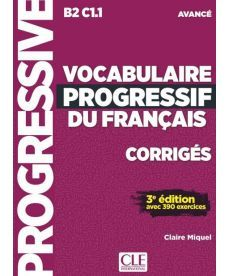 Vocabulaire Progr du Franc 3e Edition Avan Corriges