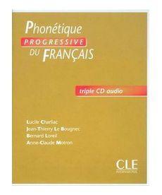 Phonetique Progr du Franc Debut Coffret CD audio