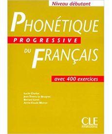 Phonetique Progr du Franc Debut Livre
