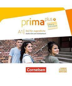 Prima plus A1 Leben in Deutschland Audio-CDs zum Sch?lerbuch