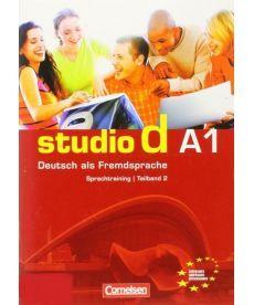 Studio d  A1/2 Sprachtraining mit eingelegten Losungen