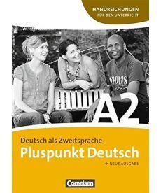 Pluspunkt Deutsch A2 Handreichungen fur den Unterricht