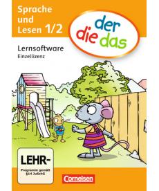 der die das - 1/2 Software Sprachforderung CD-ROM