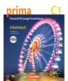 Prima-Deutsch fur Jugendliche 7 (C1) Arbeitsbuch+CD