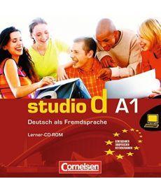 Studio d  A1 Lerner-CD-ROM. Interaktives Ubungsangebot