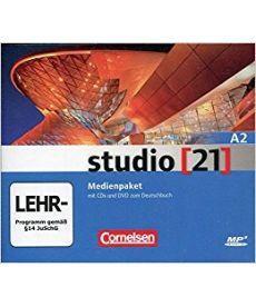 Studio 21 A2 Medienpaket Mit Audio-CDs und Video-DVD