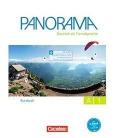 Panorama A1 Kursbuch mit Augmented-Reality-Elementen