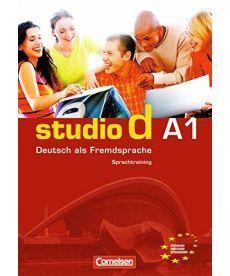 Studio d  A1 Sprachtraining mit eingelegten Losungen