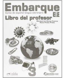 Embarque 3 Libro del profesor + CD audio GRATUITA