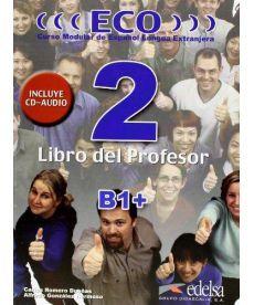 ECO extensivo2 (B1+) Libro del profesor + CD audio