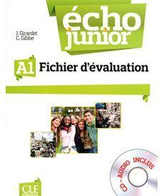 Echo Junior  A1 Fichier d'?valuation + CD audio
