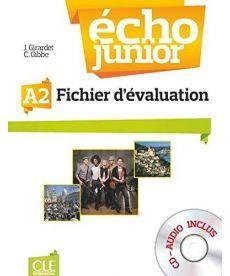 Echo Junior  A2 Fichier d'?valuation + CD audio