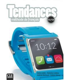 Tendances C1/C2 Livre de l'eleve + DVD-ROM